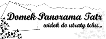 Domek Rzepiska Panorama